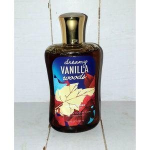 Dreamy Vanilla Woods Shower Gel 10 fl oz Retired